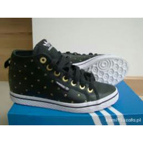 Zapatillas Adidas Honey Up Taco Interno Con Tachas