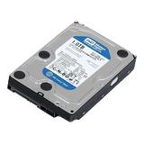 Disco Rigido Wd Western Digital Hdd 1tb Blue 7200 Gtia