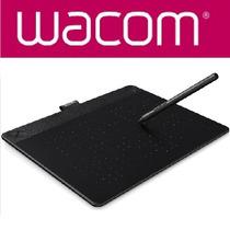 Tableta Grafica Wacom Intuos Art Small Multitouch Cth490ak