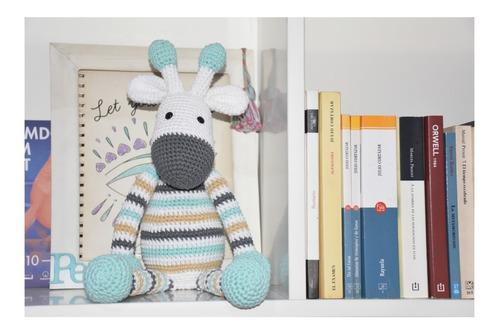 Jirafa Tejida Crochet,muñecos Amigurumi - $ 400,00 | キリン, 鹿 | 334x500