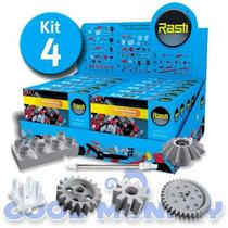 Rasti Kit De Accesorios 4 Ladrillos Bloques