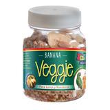 Veggie Para Loros Y Roedores De Banana 100 Gr