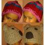 Hermosos Gorritos Tejidos Al Crochet
