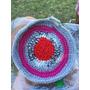 Agarraderas Hechas Al Crochet Muy Coloridas