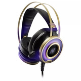 Auricular Gamer Noga Grid Ps4 Xbox One Pc Microfono Headset