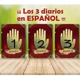 Diarios Gravity Falls 1-2-3 Libros En Español Envio Incluído