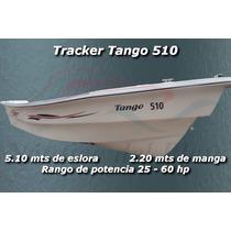 Tracker Lagunero Ideal Pescadores Con Motor Todo 0km 2016