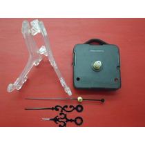 20 Atriles Para Cd Plasticos + 20 Maquinas Reloj