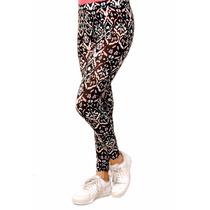 Calza Pantalon Estampado Mujer, Brishka T002-18