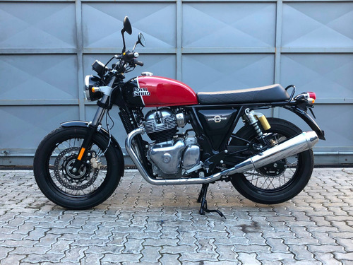 Royal Enfield Interceptor 650 Revishing Red - No Z900 Rs