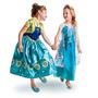 Disfraz Frouzen Elsa Y Anna Para Niñas Disney Store
