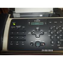 Fax / Tel / Fotocopiadora - Canon Jx300 Con Video De Uso!