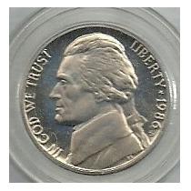 Usa 5 Cents 1986 S Prof