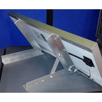 Kit Iluminacion C/ Panel Solar P/ Usar En Cortes De Energia
