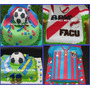 Torta Camiseta De Futbol Racing River Boca Independiente