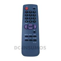 Control Remoto Universal Tv Sharp Comun - Congreso