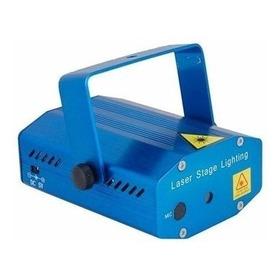 Mini Laser Multipunto Verde Rojo Dj Fiesta