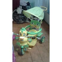 Triciclo Andador Pato