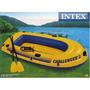 Bote Inflable Intex Challenger 2 Para 2 Personas Cuotas