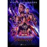 Avengers Endgame Pelicula Completa