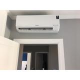 Instalación Aire Acondicionado Split; Piso Techo; Inverter.