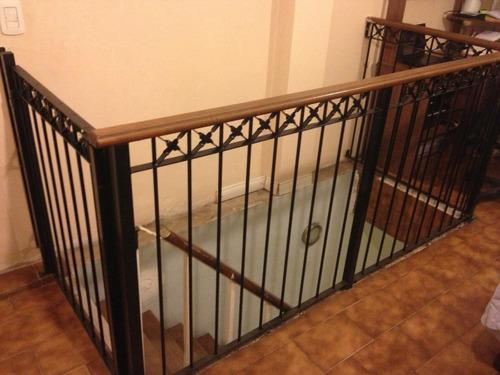 Proteccion de escalera balcon herreria reformas portones - Proteccion para escaleras ...