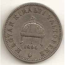 Hungria, 20 Filler, 1894. Vf