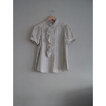 Camisa De Seda Importada. Marc Jacobs