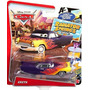 Auto Cars Greta Disney Pixar Series Coleccion Retro Metal