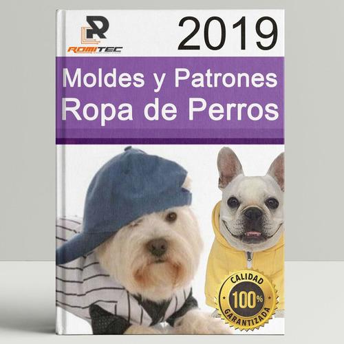 3af10e046 Kit Imprimible Moldes Y Patrones Ropa Para Perro Confeccion. en ...