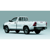 Toyota Hilux Cabina Simple 2016