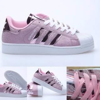 zapatillas adidas rosa