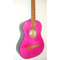Guitarra Electrocriolla C/ Funda ,calibrada Luthier Orellano