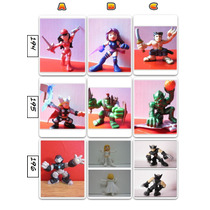 Marvel Super Hero Squad ¿ Figuras Varias - Hasbro