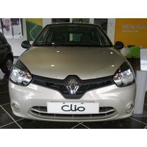 Clio Mio 5p Confort Pack Anticipo 53 Mil Y Cuotas (me)