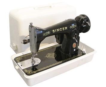 Maquina De Coser Singer La Negrita 15ch + Curso Gratis