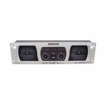 Potencia American Pro Concert C-4800 W Amplificador
