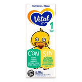 Leche De Fórmula Líquida Nutricia Bagó Vital 1 Por 30 Unidades De 200ml
