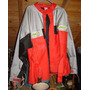 Campera Axo Fox Motocross Impermeable Perfecto Estado Cintur