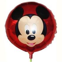 Pack De 20 Globos Metalizados Mickey, Minnie, Minnios, Fro