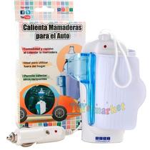 Calienta Mamadera Bebe Calentador Para Auto Baby Innovation
