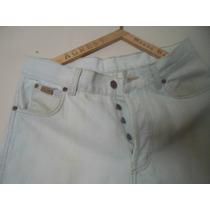 Pantalon De Jean Wrangler De Hombre Talle 40 Con Detalles .