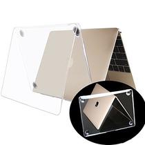 Carcasa Millimeter Antirayones, Transparente P/macbook 12 In