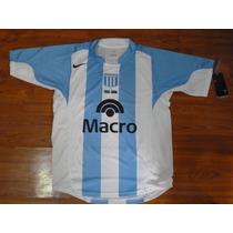Camiseta Racing Nike Nueva Con Etiqueta 2006