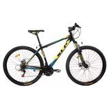 Bicicleta Slp 10 Pro R29 Shimano 21v F/ Disco Suspen +linga