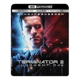 4k Ultra Hd + Blu-ray Terminator 2 Judgment Day