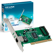 Placa Pci De Red Gigabit Tp-link Tg-3269 10/100/1000mbps