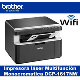 Impresora Multifuncion Laser Brother 1617  Wifi Envio S/c