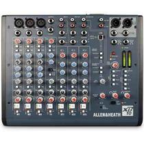 Oferta! Allen & Heath Xb 10 Radio Consola 4 Canales Mixer S