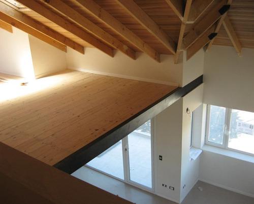 Entrepisos altillo baranda escalera herreria trabajos a - Altillo de madera ...